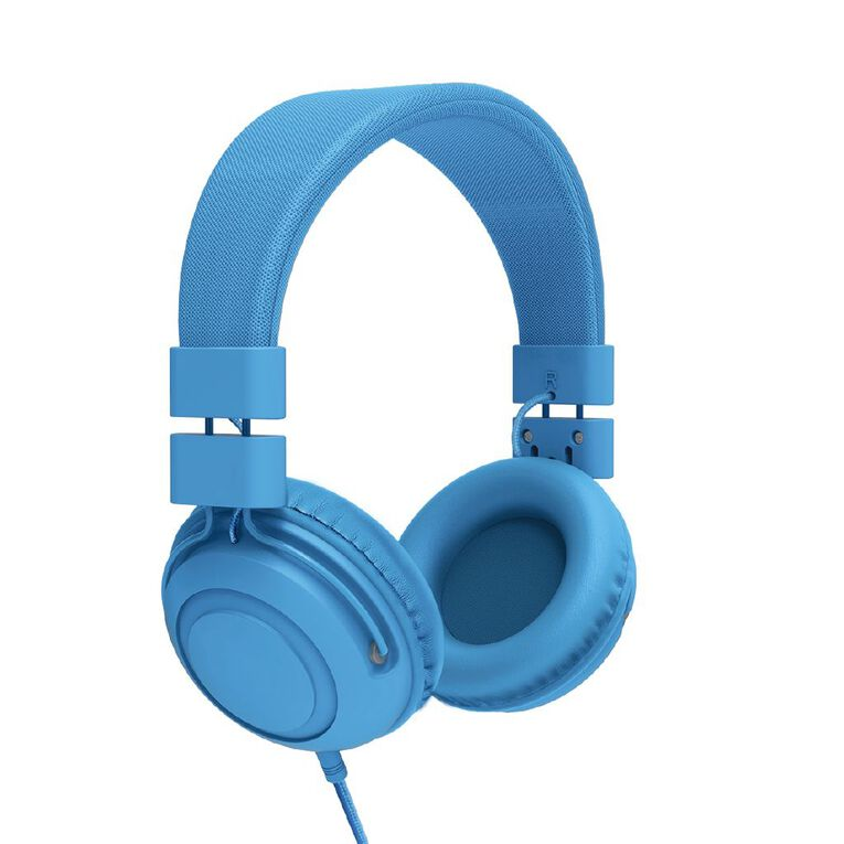 Tech.Inc Ruby Wired Headphones Blue, , hi-res