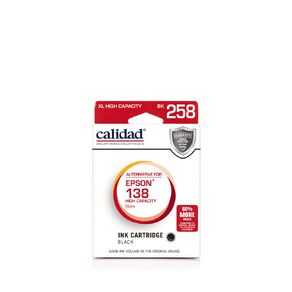 Calidad Epson Ink 138 Black