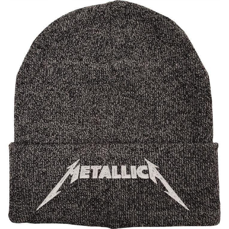 Metallica Beanie, Grey, hi-res