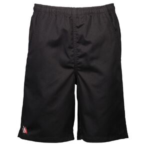 Schooltex Marshland Drill Rugger Shorts with Embroidery