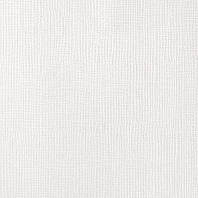 American Crafts Cardstock Textured White 12in x 12in, , hi-res image number null