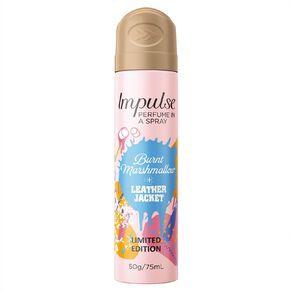 Impulse Body Spray Burnt Marshmallow 75ml