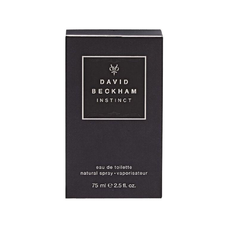 David Beckham Instinct EDT 75ml, , hi-res