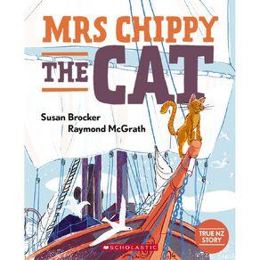 Mrs Chippy the Cat by Susan Brocker N/A