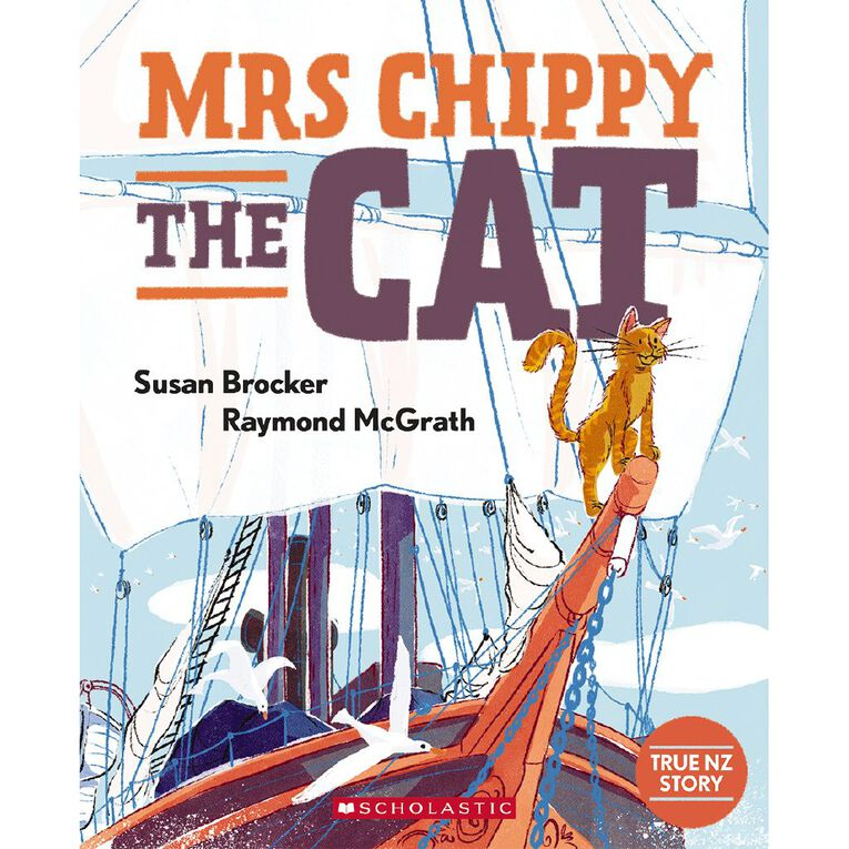Mrs Chippy the Cat by Susan Brocker, , hi-res