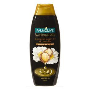 Palmolive Luminous Oils Moroccan Argan Oil & Camellia Shampoo 350ml