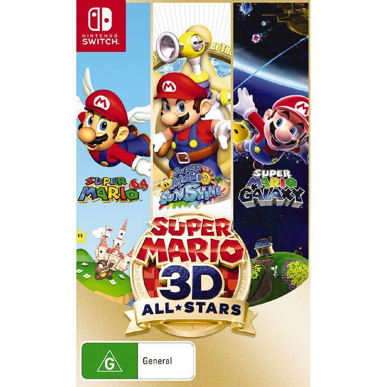 Nintendo Switch Super Mario 3D All-Stars, , hi-res
