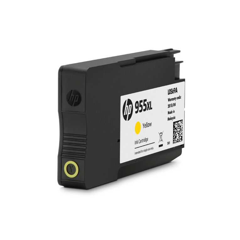 HP Ink 955XL Yellow (1600 Pages), , hi-res
