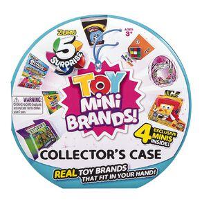 Zuru Toy Mini Brand Collectors Case Assorted