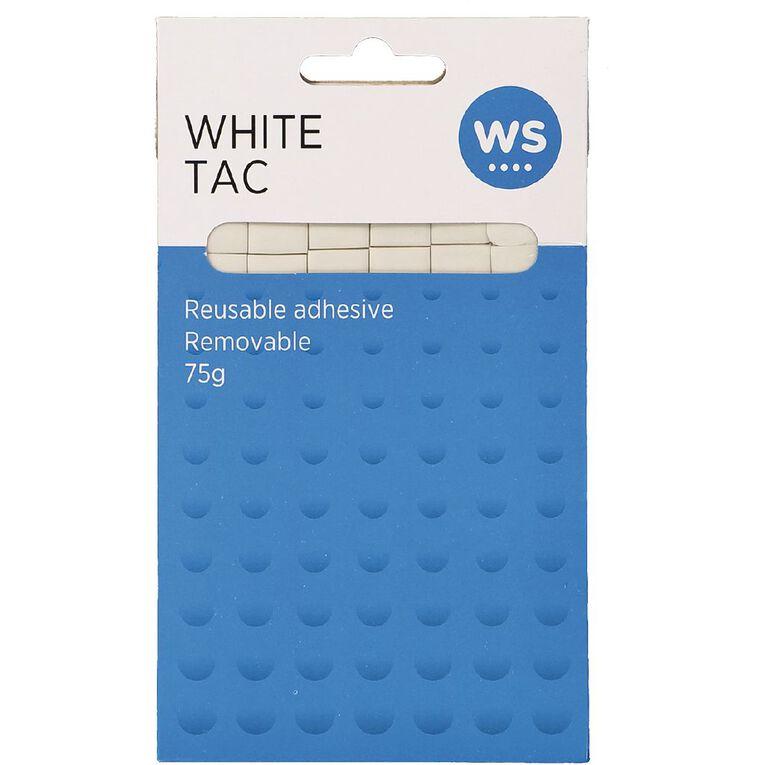 WS Tac 75g White, , hi-res