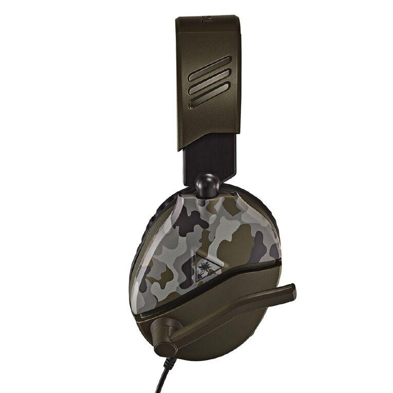 Turtle Beach Headset Recon 70 Camo Green, , hi-res