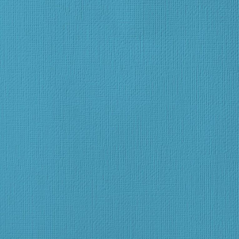 American Crafts Cardstock Textured Cascade 12in x 12in, , hi-res