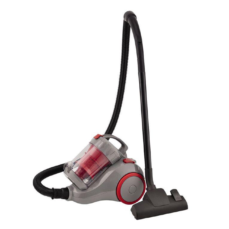 Living & Co Multi Cyclonic Vacuum 2000W Red, , hi-res