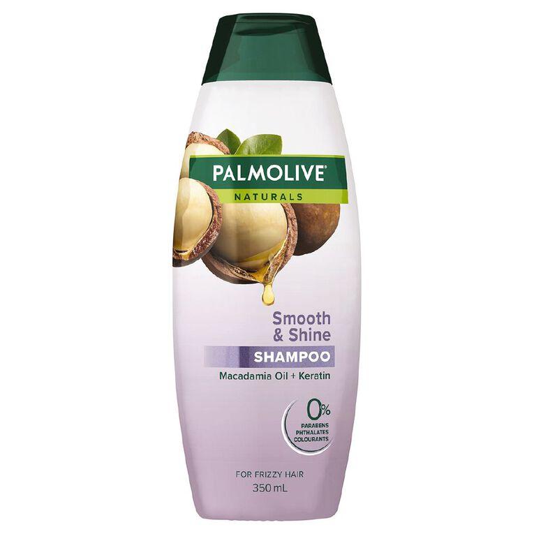 Palmolive Shampoo Smooth & Shine 350ml, , hi-res