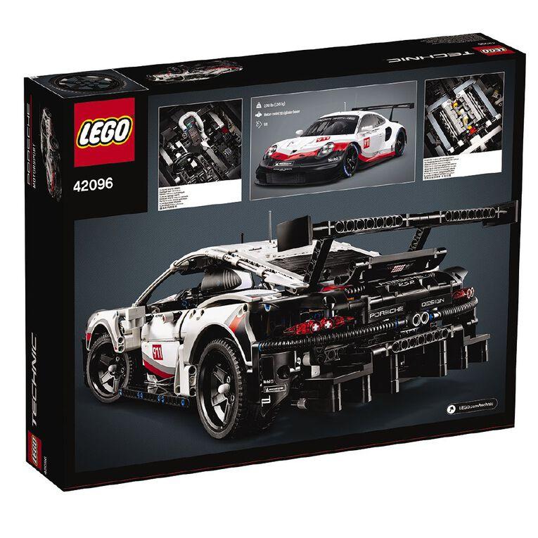 LEGO Technic Porsche 911 RSR 42096, , hi-res