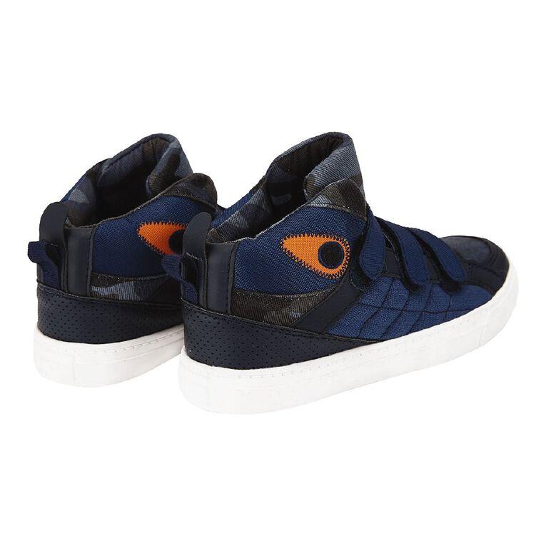 Young Original Harlan Shoes, Blue/Grey, hi-res