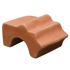 Kiwi Garden Pot Feet Terracotta