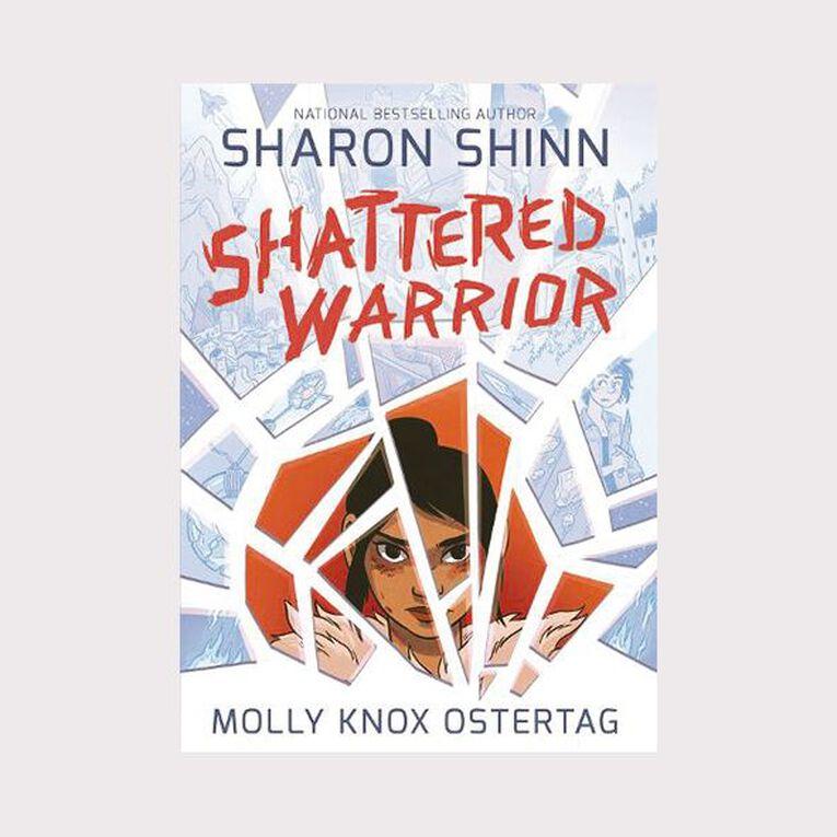 Shattered Warrior by Sharon Shinn & Molly Knox Ostertag, , hi-res