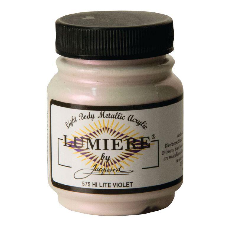 Jacquard Lumiere 66.54ml Hi Lite Violet, , hi-res