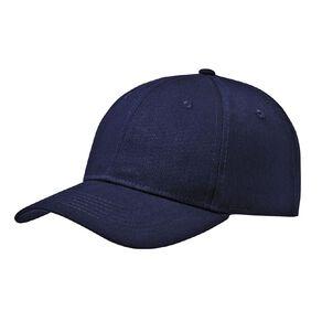 H&H Men's Twill Curved Peak Cap