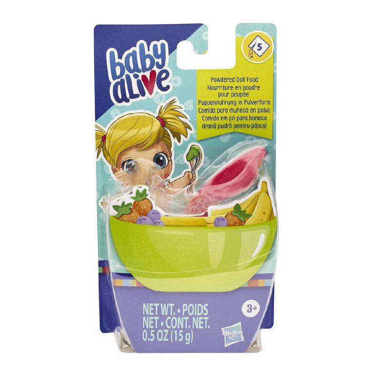 Baby Alive Powdered Food Pack, , hi-res