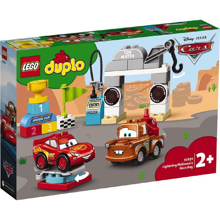 LEGO DUPLO Lightning McQueens Race Day 10924, , hi-res