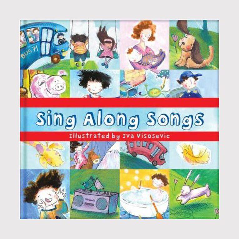 Sing Along Songs Storybook, , hi-res