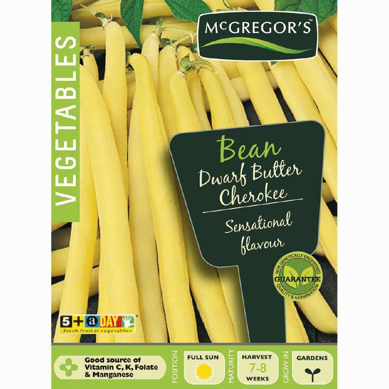 McGregor's Dwarf Butter Beans Vegetable Seeds, , hi-res