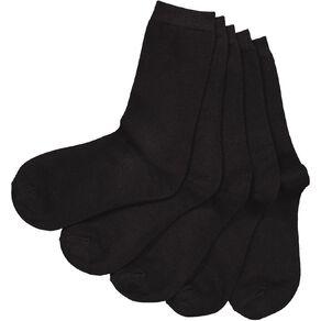 H&H Crew Socks 5 Pack