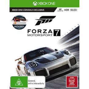 XboxOne Forza 7