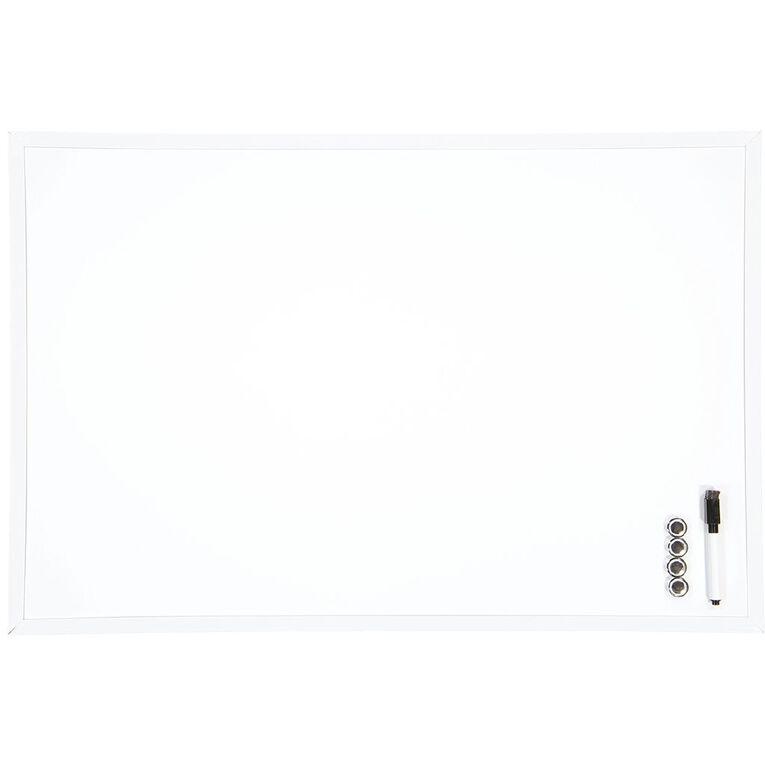 Deskwise Magnetic Whiteboard 500mm x 750mm, , hi-res