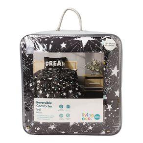 Living & Co Kids Comforter Set Dream King Single