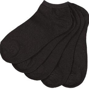 H&H Essential Liner Socks 5 Pack