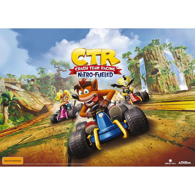 Nintendo Switch Crash Team Racing, , hi-res
