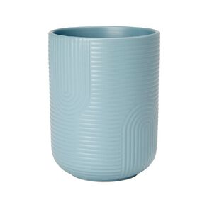Patterned Pot Coloured 14cm