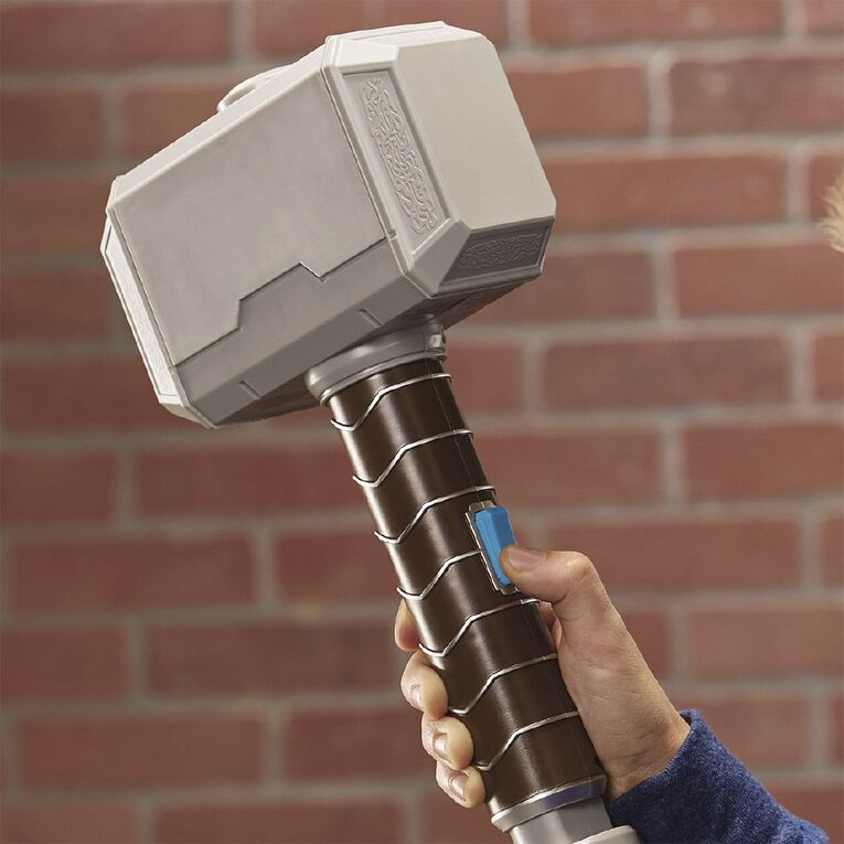 Marvel Avengers Power Moves Role Play Thor, , hi-res