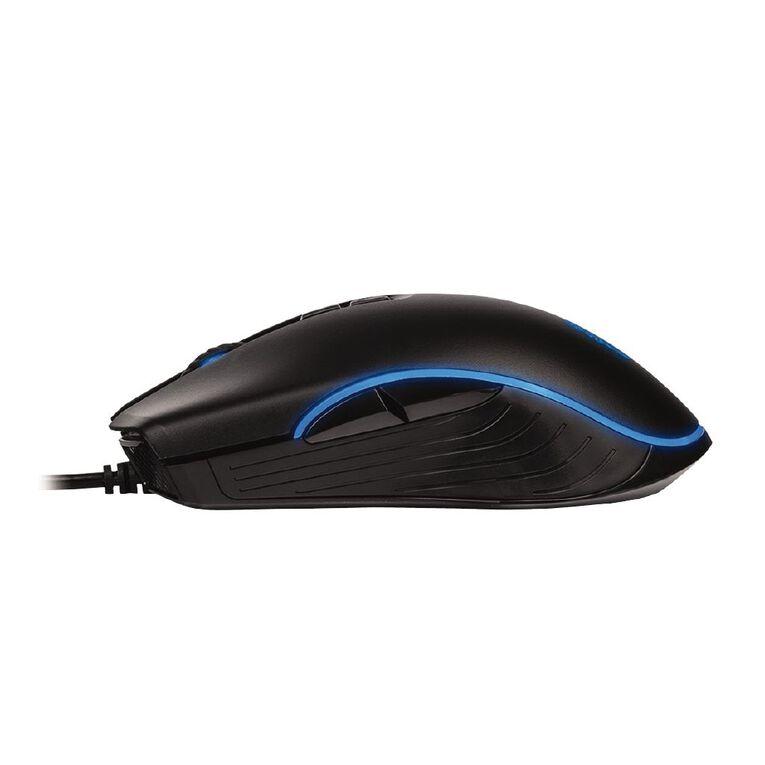 TTesports Neros Blu Optical Gaming Mouse, , hi-res
