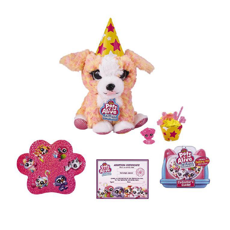 Zuru Pets Alive Pet Shop Surprise Series 1 Assorted, , hi-res