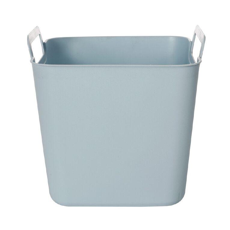 Living & Co Flexi Tub Square Blue 3L, , hi-res