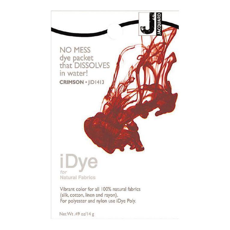 Jacquard iDye 14g Crimson, , hi-res