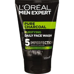 L'Oreal Paris Men Expert Pure Power Charcoal Wash 100ml