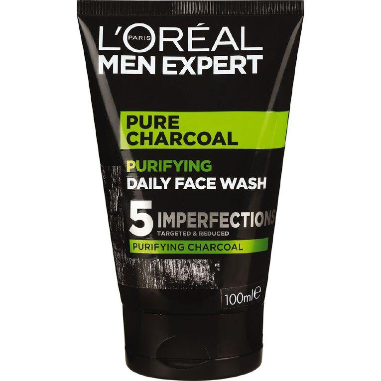 L'Oreal Paris Men Expert Pure Power Charcoal Wash 100ml, , hi-res