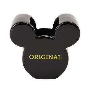 Mickey Mouse Ceramic Pen Holder Black