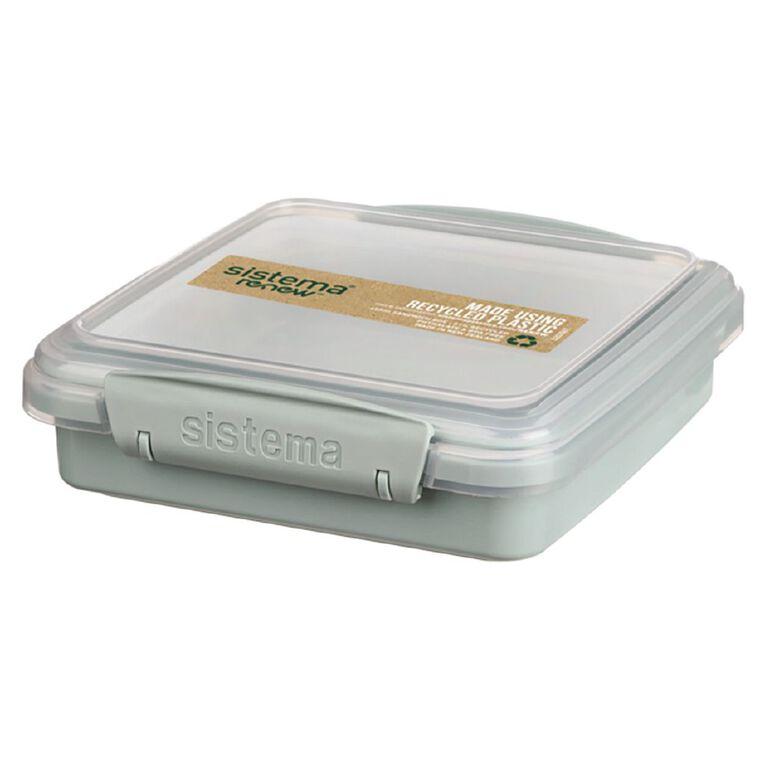 Sistema Sandwich Box Renew Assorted 450ml, , hi-res