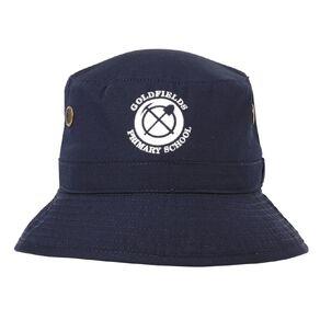 Schooltex Goldfields Cromwell Bucket Hat with Screenprint