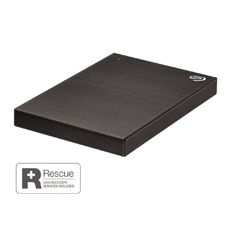 Seagate 2TB One Touch Portable HDD - Black, , hi-res