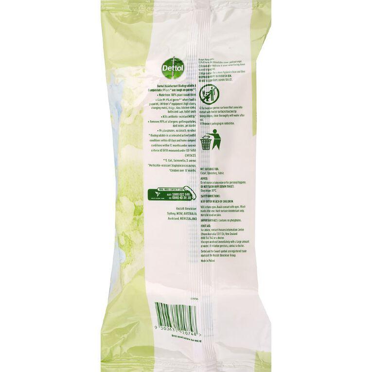 Dettol Biodegradable Disinfectant Wipes Fresh 90 Pack, , hi-res