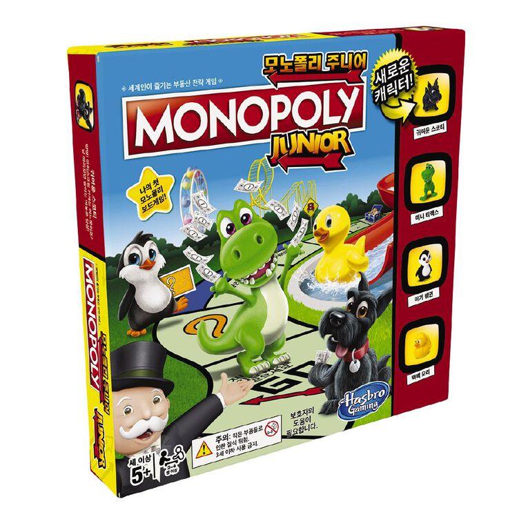 Monopoly Junior Game, , hi-res
