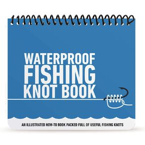 Angler's Mate Angler's Mate Knot Book Waterproof