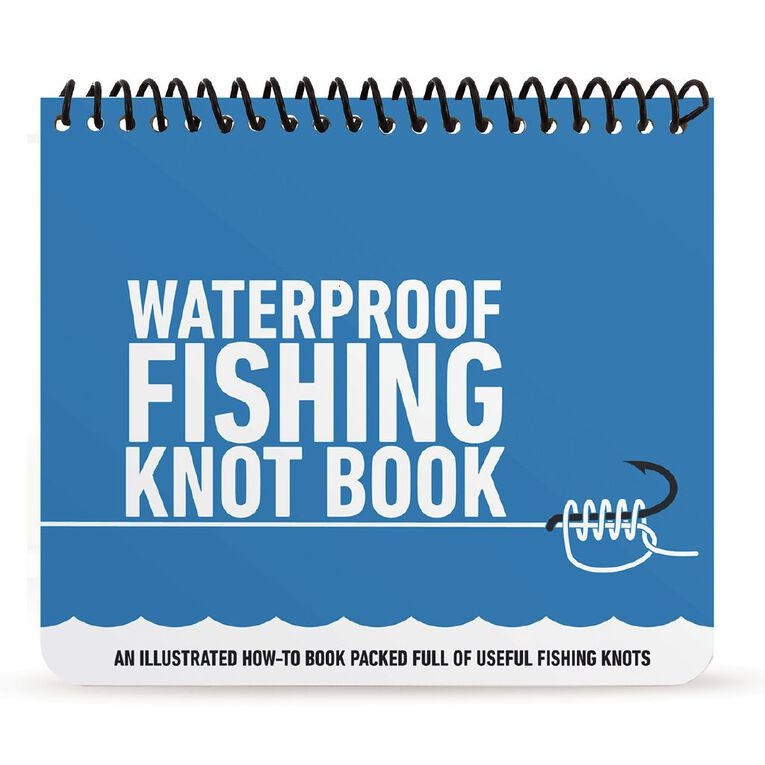 Angler's Mate Angler's Mate Knot Book Waterproof, , hi-res